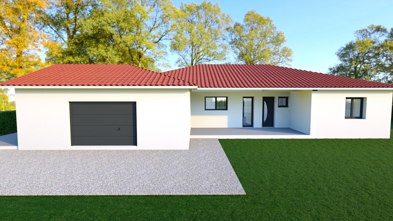 Maisons + Terrains du constructeur DEMEURES CALADOISES • 120 m² • IGE