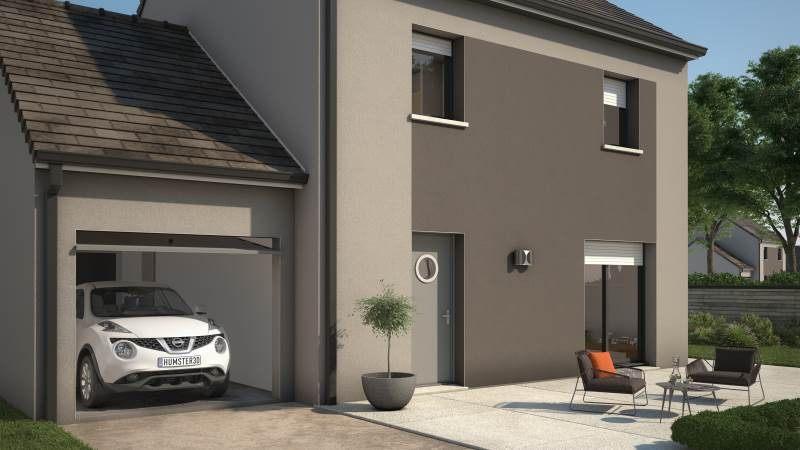 Maisons + Terrains du constructeur MAISONS FRANCE CONFORT • 81 m² • BLANGY LE CHATEAU