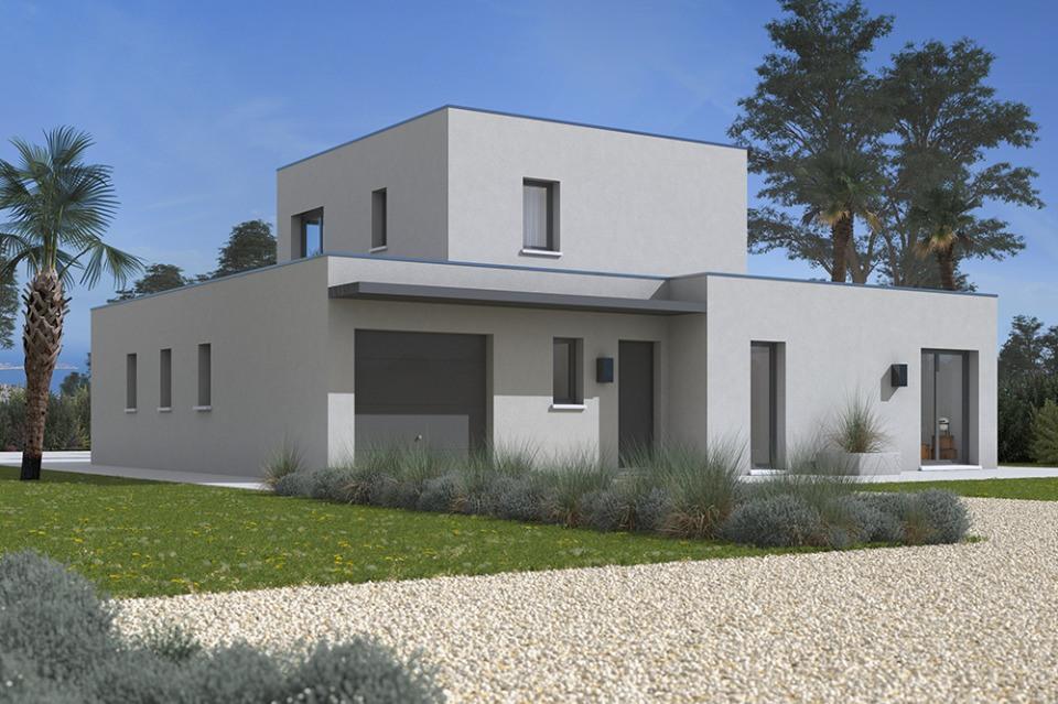Maisons + Terrains du constructeur MAISONS FRANCE CONFORT • 120 m² • POUSSAN