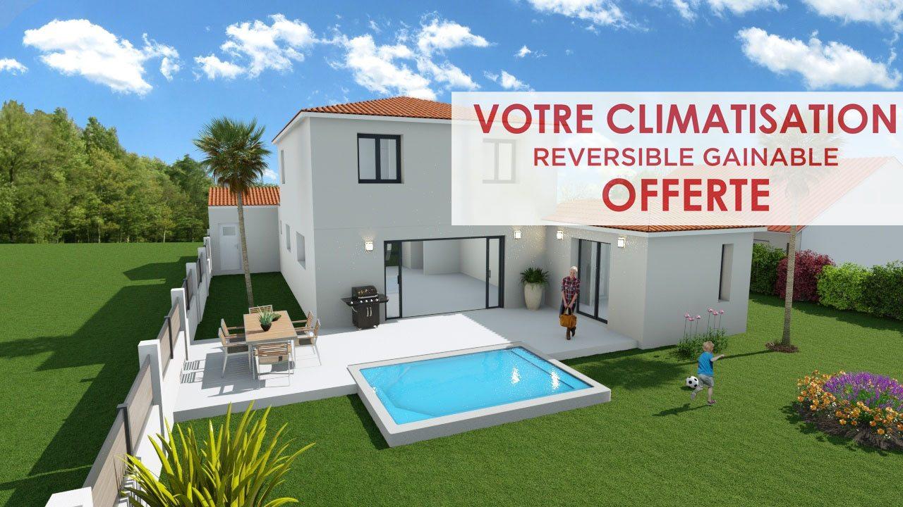 Maisons + Terrains du constructeur ART ET TRADITIONS MEDITERRANEE • 120 m² • COLLIAS