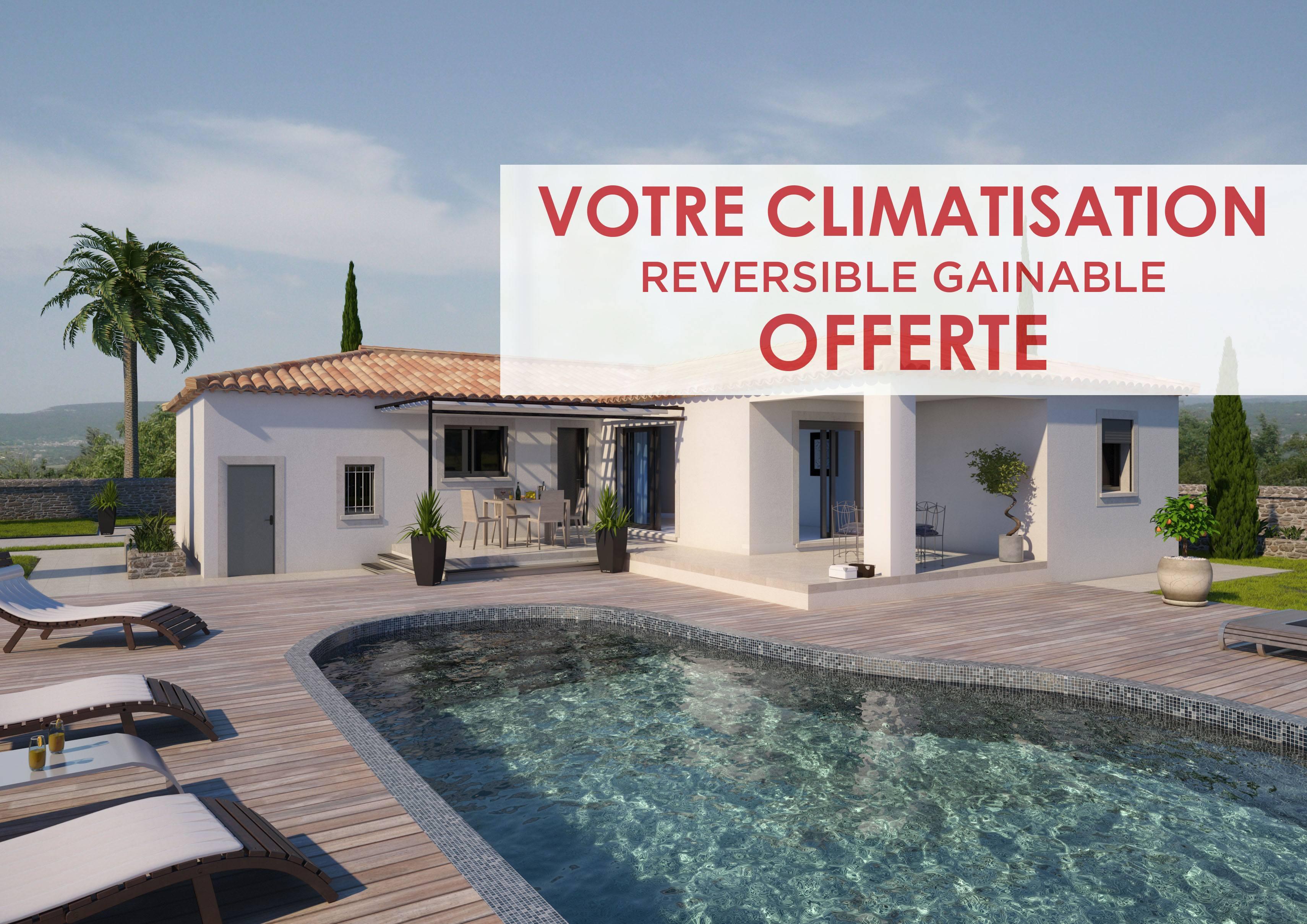 Maisons + Terrains du constructeur ART ET TRADITIONS MEDITERRANEE • 118 m² • NIMES