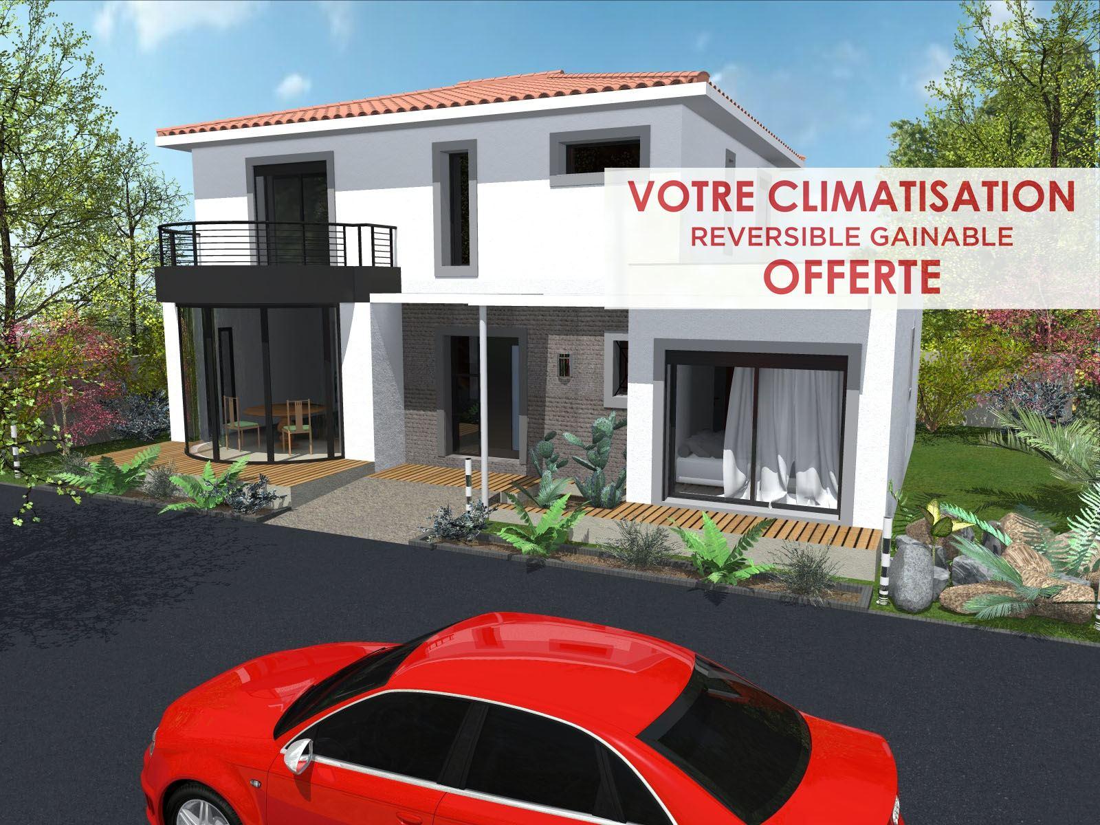 Maisons + Terrains du constructeur ART ET TRADITIONS MEDITERRANEE • 154 m² • SAINT MAURICE DE CAZEVIEILLE