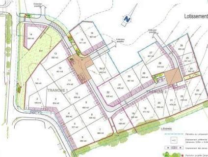 Terrains du constructeur TERIMMO ATLANTIQUE • 494 m² • SALIGNY