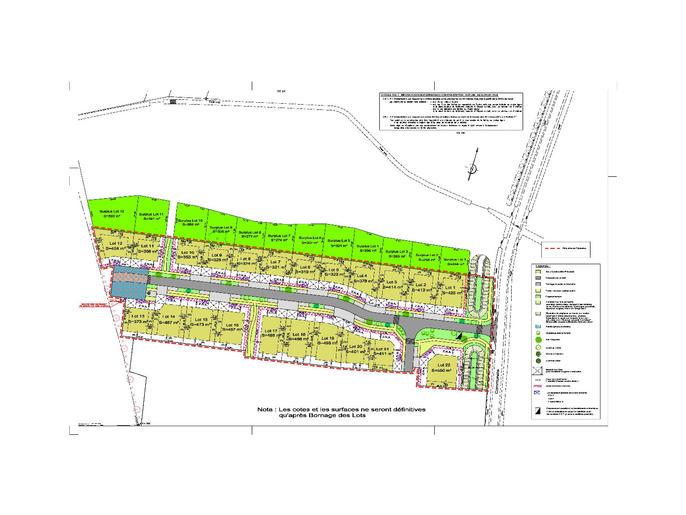 Terrains du constructeur TERIMMO ATLANTIQUE • 646 m² • LEGE