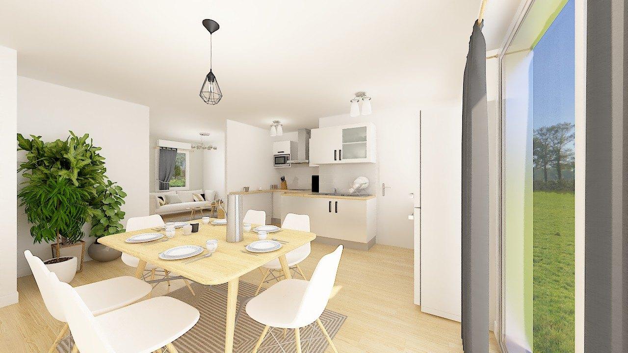 Maisons + Terrains du constructeur MAISONS PHENIX • 75 m² • BURNHAUPT LE HAUT