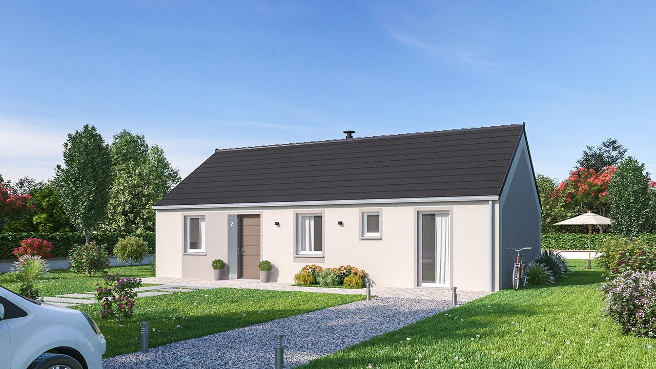 Maisons + Terrains du constructeur MAISONS PHENIX • 84 m² • ALTKIRCH