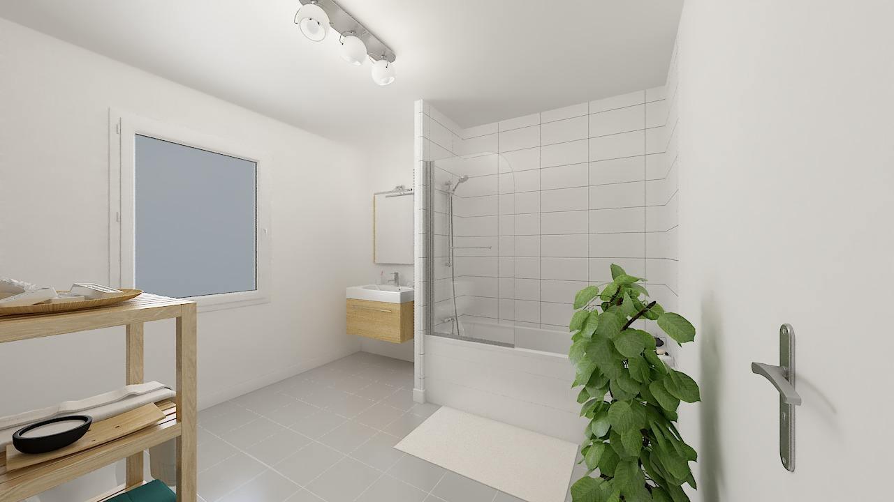 Maisons + Terrains du constructeur MAISONS PHENIX • 83 m² • OBERSAASHEIM