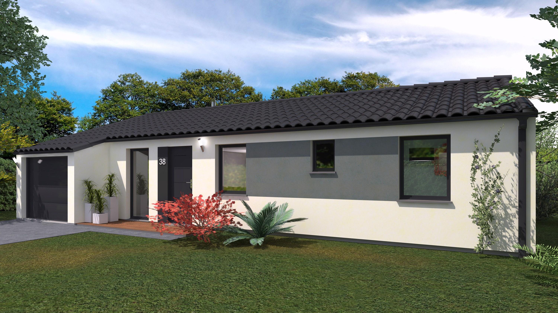 Maisons + Terrains du constructeur MAISONS PHENIX • 90 m² • OBERHERGHEIM