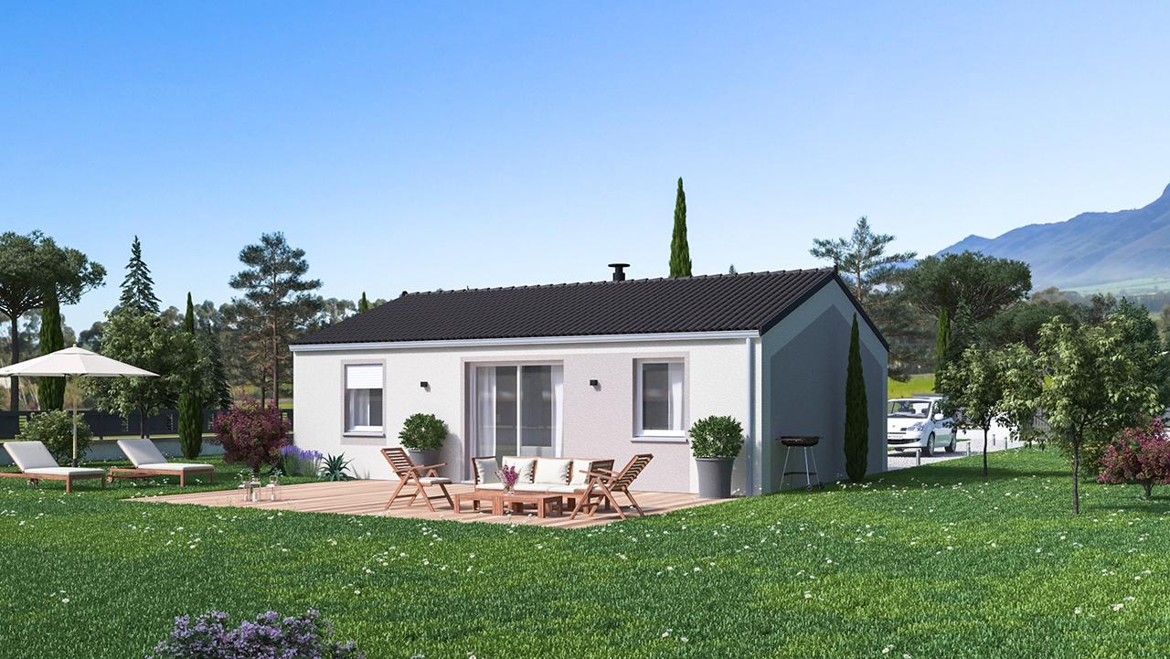 Maisons + Terrains du constructeur MAISONS PHENIX • 68 m² • CHATUZANGE LE GOUBET