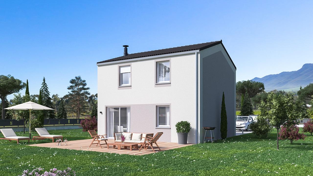 Maisons + Terrains du constructeur MAISONS PHENIX • 83 m² • LIVRON SUR DROME