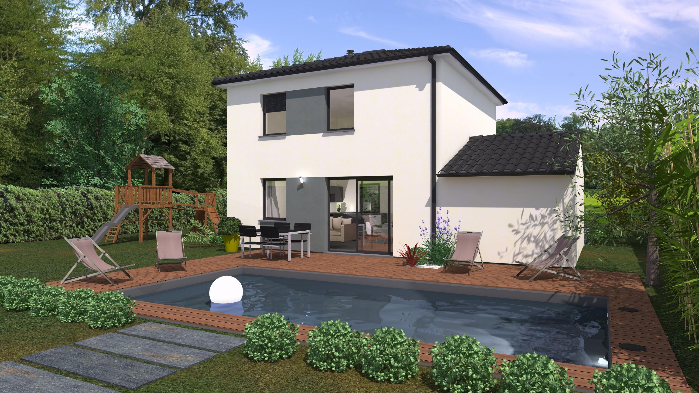 Maisons + Terrains du constructeur Maison Familiale St Marcel les Valence • 106 m² • ROMANS SUR ISERE