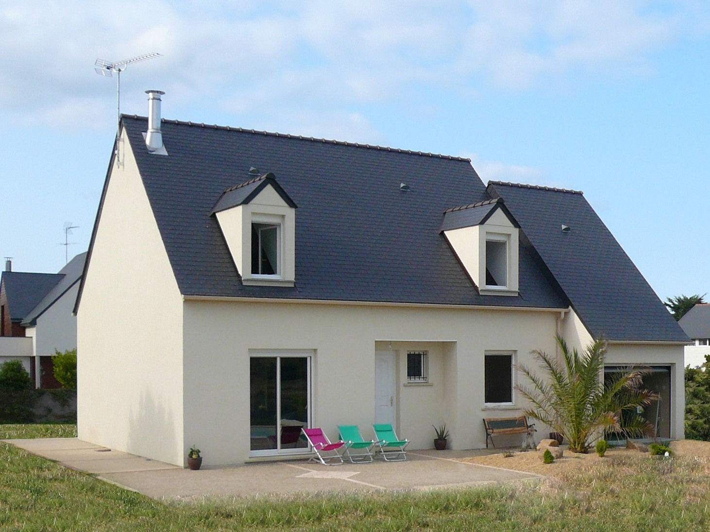Maisons + Terrains du constructeur MAISONS PHENIX • 115 m² • VAUX EN AMIENOIS