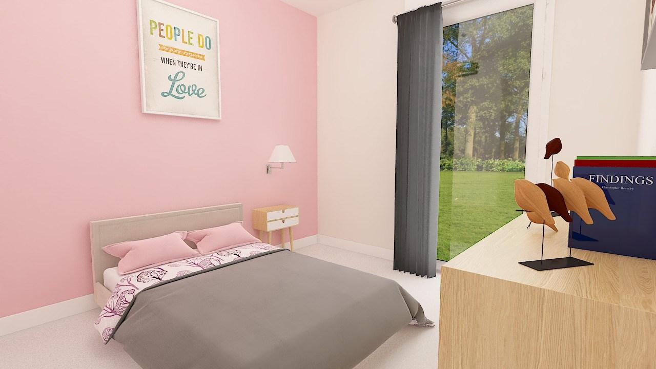 Maisons + Terrains du constructeur MAISONS PHENIX • 76 m² • BREILLY
