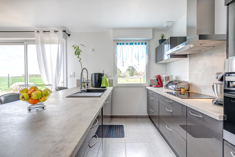 Maisons + Terrains du constructeur MAISONS PHENIX • 93 m² • VERMANDOVILLERS
