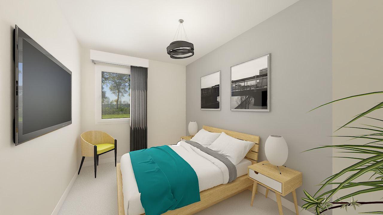 Maisons + Terrains du constructeur MAISONS PHENIX • 69 m² • BERTEAUCOURT LES THENNES