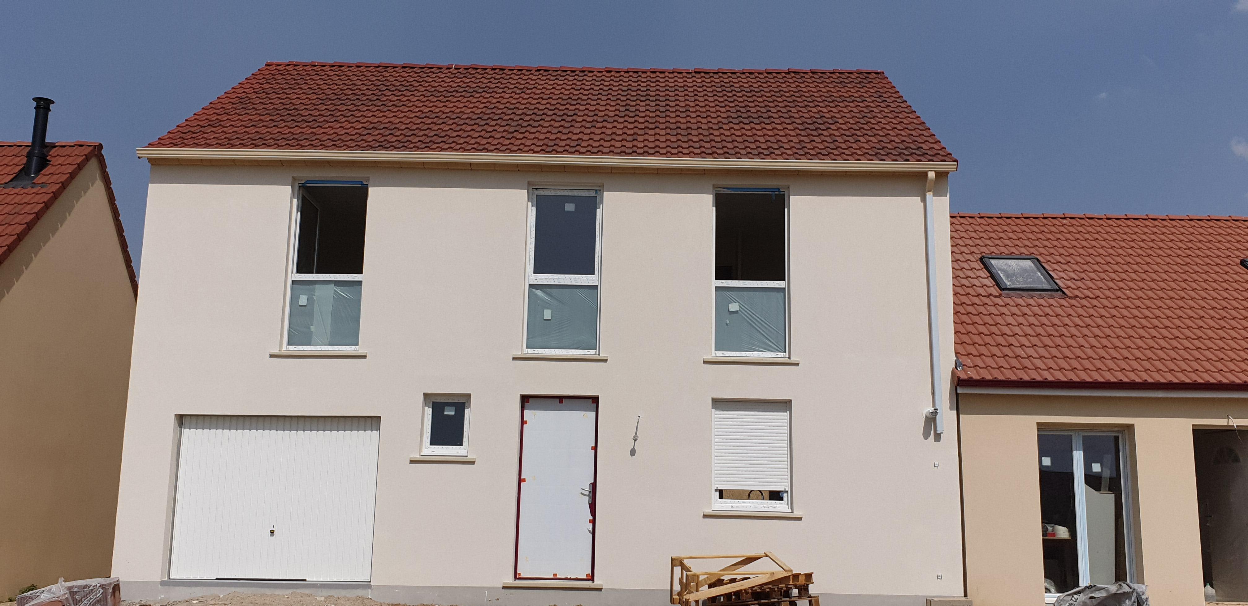 Maisons + Terrains du constructeur MAISONS PHENIX • 116 m² • CORBIE