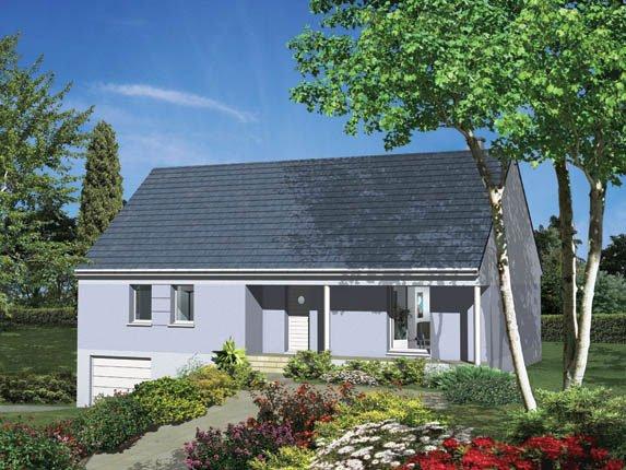 Maisons + Terrains du constructeur Maisons familiales Échirolles • 100 m² • LAFFREY
