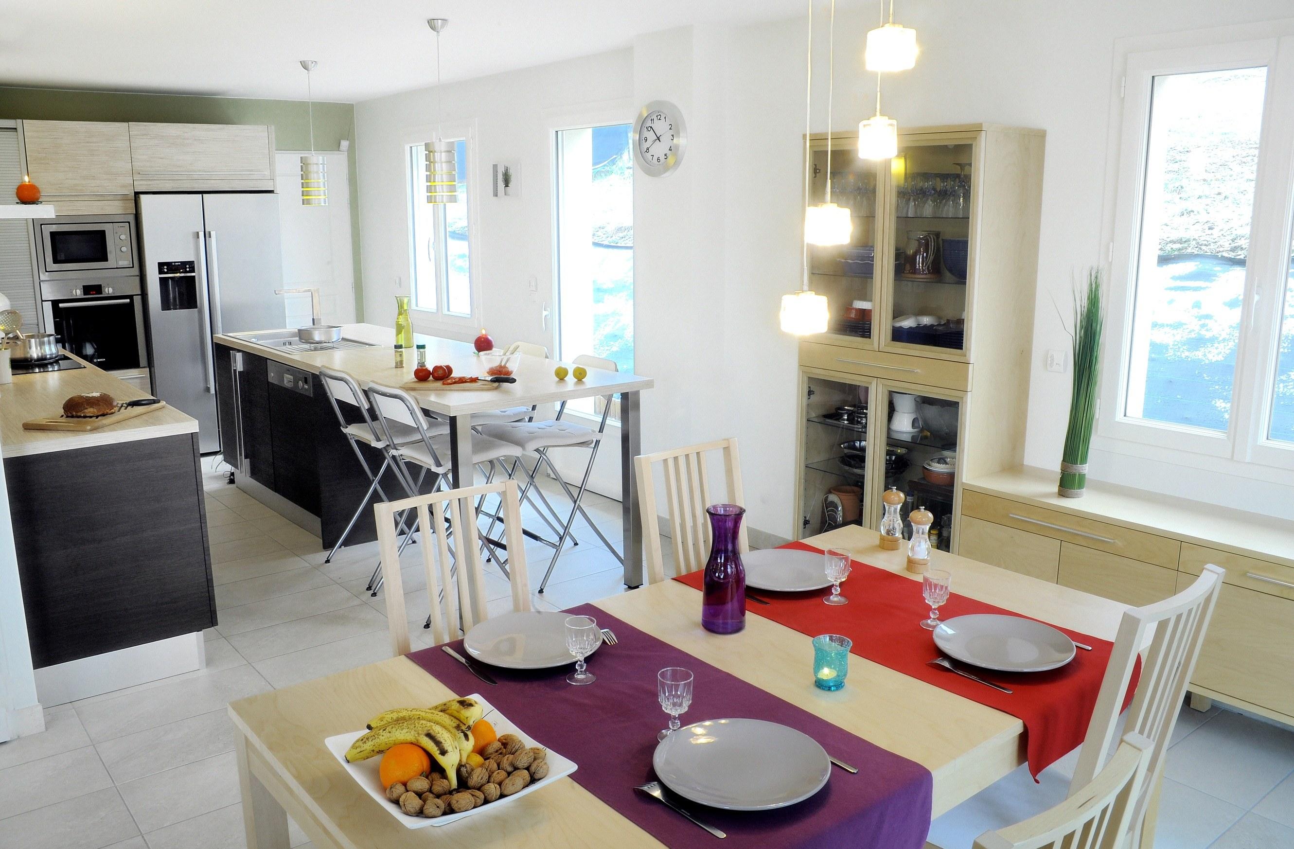 Maisons + Terrains du constructeur MAISONS PHENIX • 90 m² • L'HERMITAGE