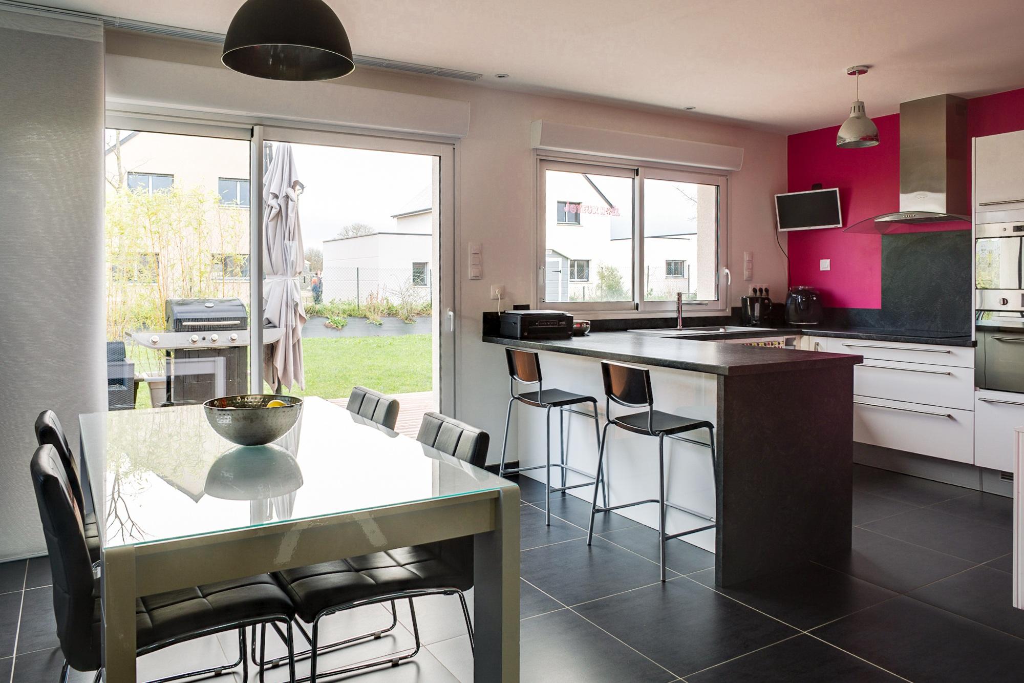 Maisons + Terrains du constructeur MAISONS PHENIX • 90 m² • GUIPEL