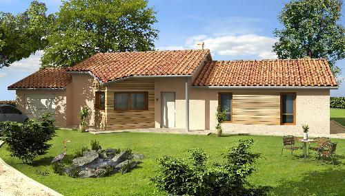 Maisons du constructeur TRADICONCEPT • 81 m² • ALISSAS