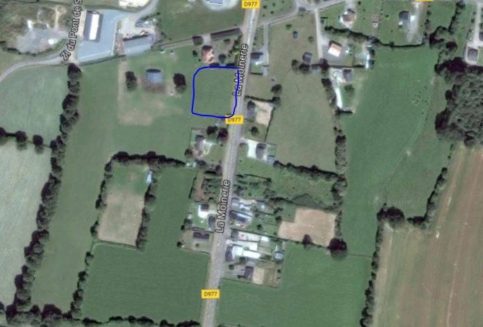 Terrains du constructeur MAISONS FRANCE CONFORT • 1360 m² • SOURDEVAL