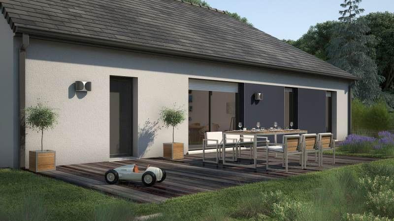 Maisons + Terrains du constructeur MAISONS FRANCE CONFORT • 90 m² • HAMBYE