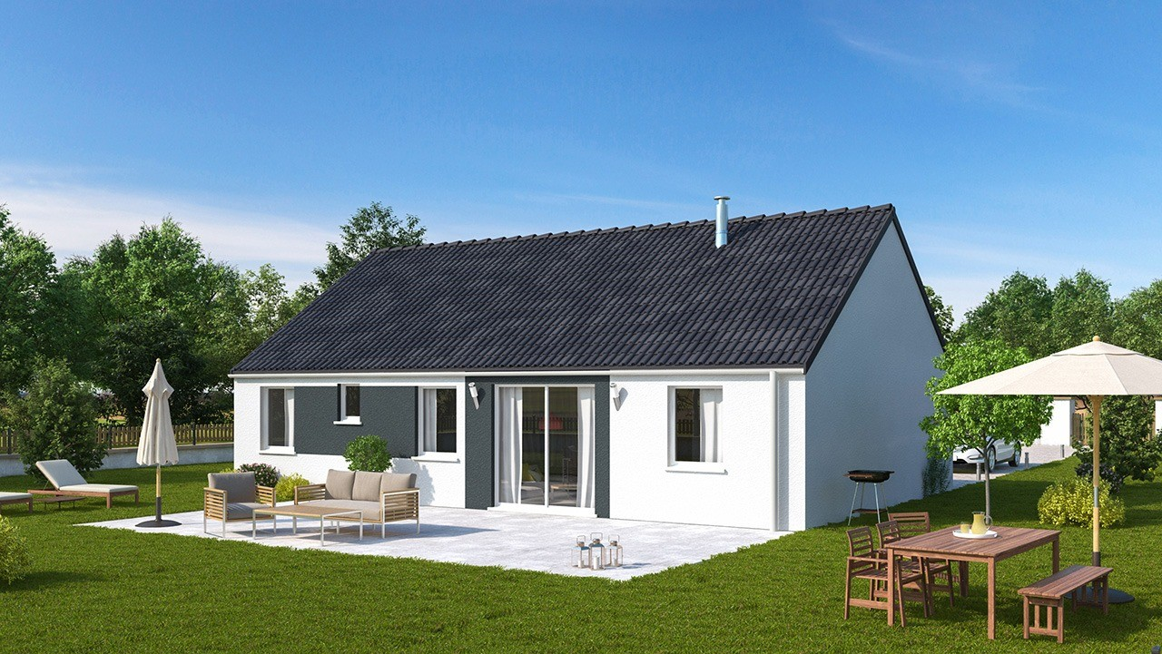 Maisons + Terrains du constructeur MAISONS PHENIX • 99 m² • RINXENT