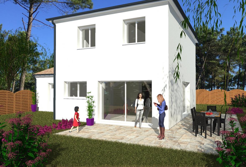 Maisons + Terrains du constructeur MAISONS BATI SUD • 110 m² • LE HAILLAN