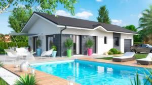 Maisons du constructeur MCA ALBERTVILLE • 87 m² • UGINE