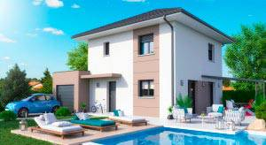Maisons du constructeur MCA ALBERTVILLE • 77 m² • NOTRE DAME DES MILLIERES