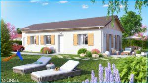 Maisons du constructeur MCA ALBERTVILLE • 82 m² • NOTRE DAME DES MILLIERES
