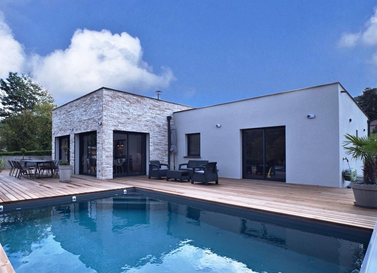 Maisons + Terrains du constructeur Maison Familiale Metz • 138 m² • VAUX