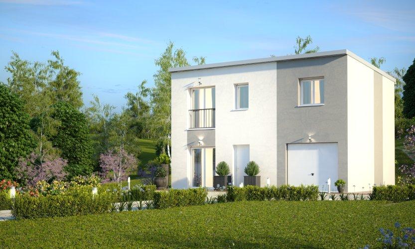 Maisons du constructeur MAISONS PIERRE  ANGERS • 110 m² • SAINT GEORGES SUR LOIRE