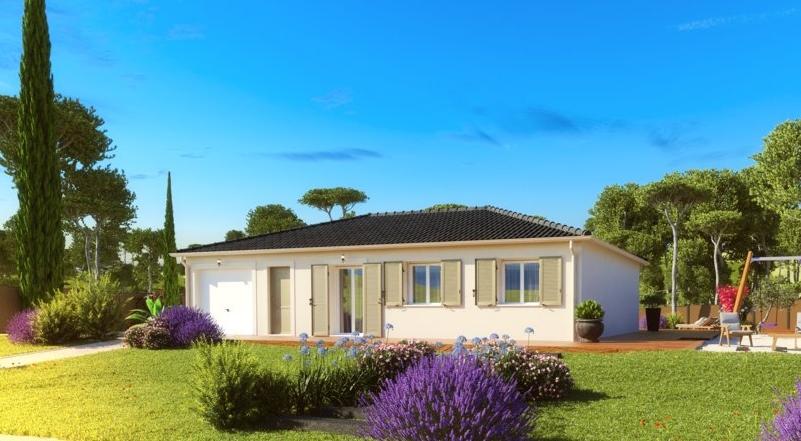 Maisons du constructeur MAISONS PIERRE  ANGERS • 89 m² • MONTREUIL JUIGNE