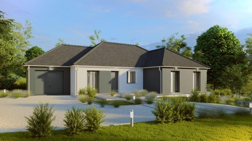 Maisons du constructeur MAISONS PIERRE  ANGERS • 116 m² • SAUMUR