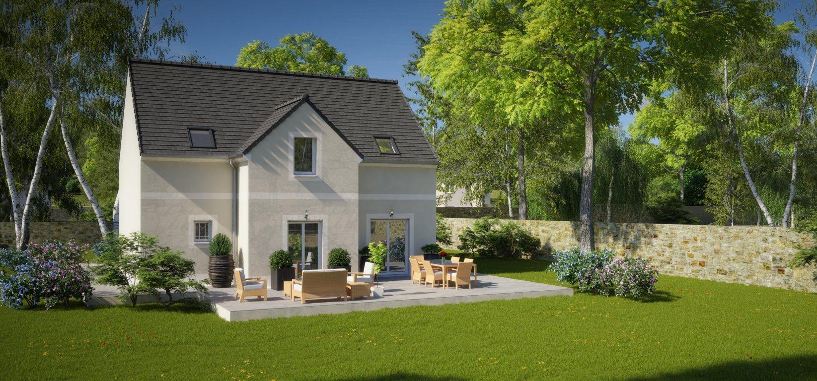 Maisons du constructeur MAISONS PIERRE  ANGERS • 111 m² • SAINT SATURNIN SUR LOIRE