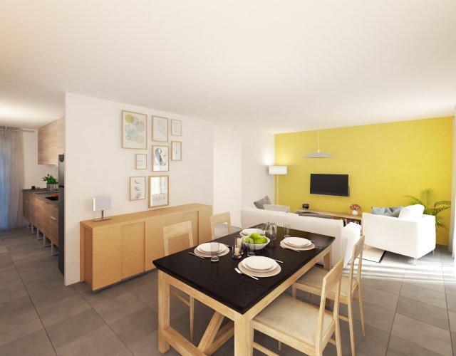 Maisons du constructeur MAISONS PIERRE  ANGERS • 81 m² • MATHEFLON