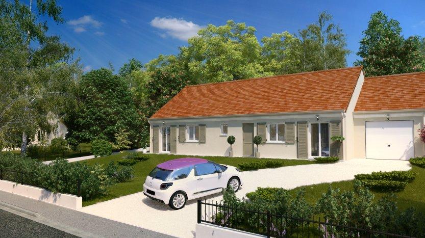 Maisons du constructeur MAISONS PIERRE  ANGERS • 111 m² • SAINT FLORENT LE VIEIL
