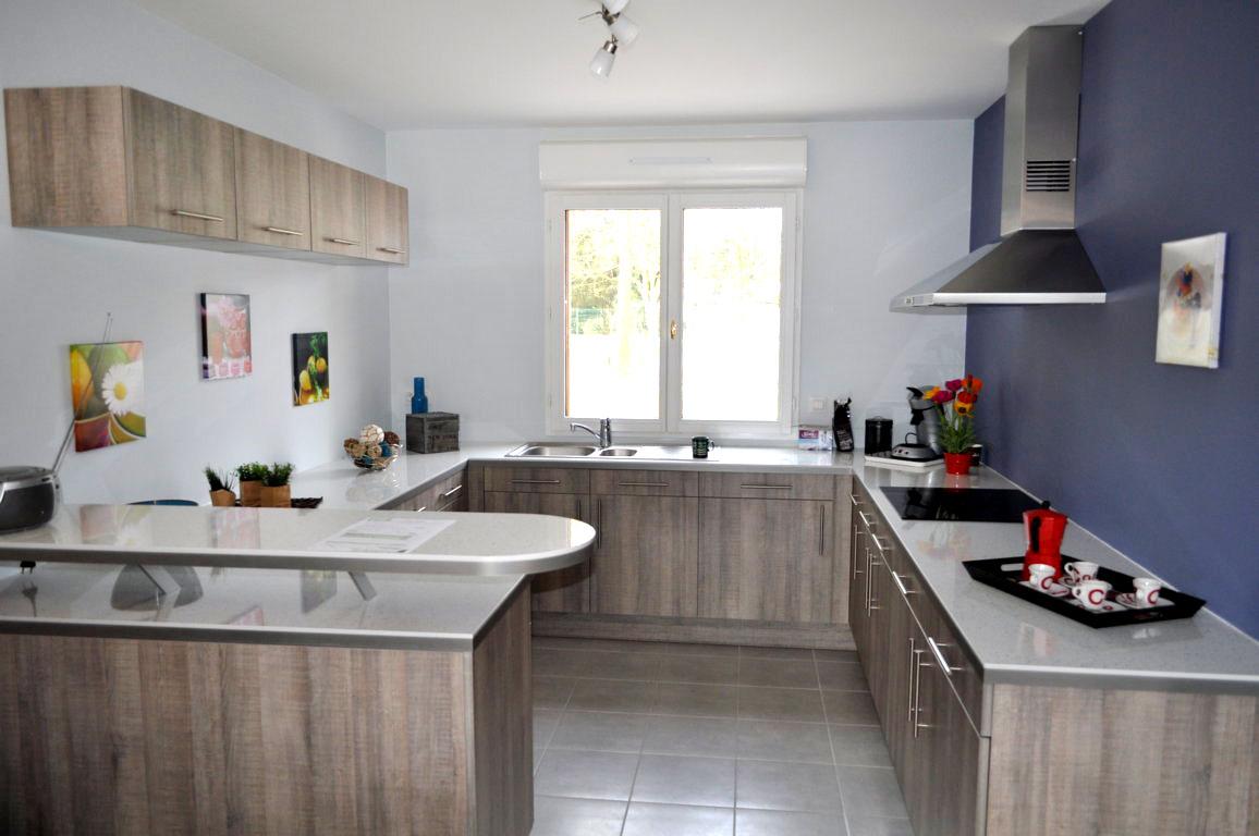 Maisons du constructeur MAISONS PIERRE  ANGERS • 110 m² • CHATEAUNEUF SUR SARTHE