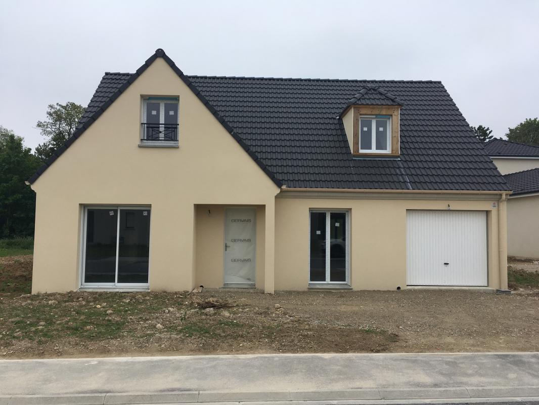 Maisons du constructeur MAISONS PIERRE MELUN • 128 m² • DAMMARIE LES LYS