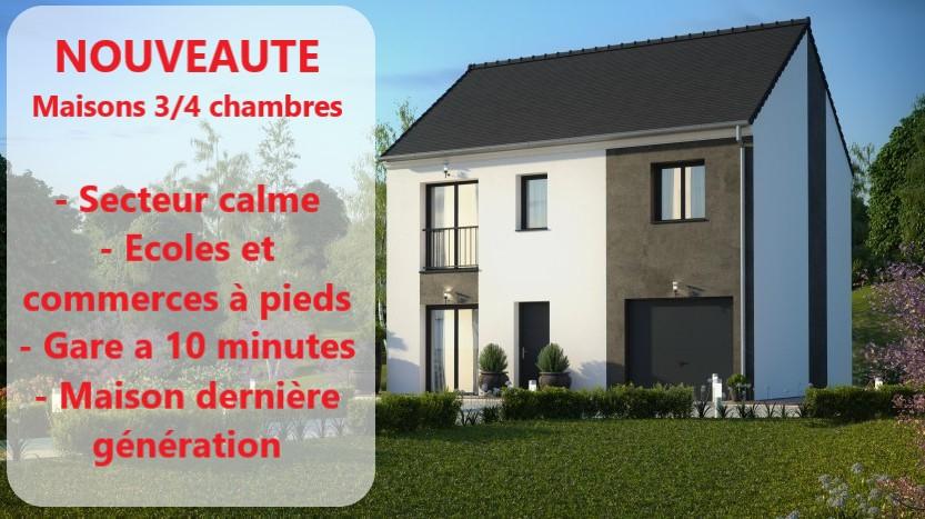 Maisons du constructeur MAISONS PIERRE MELUN • 110 m² • VENEUX LES SABLONS