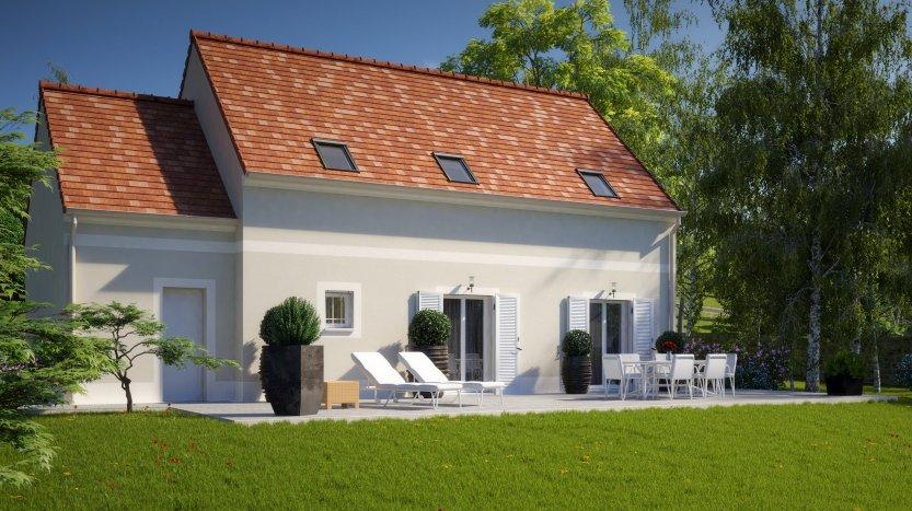 Maisons du constructeur MAISONS PIERRE MELUN • 103 m² • SAINT FARGEAU PONTHIERRY
