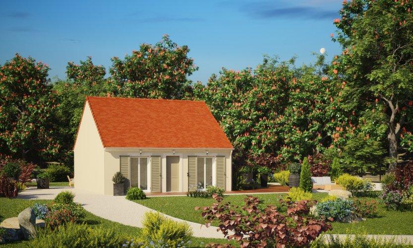 Maisons du constructeur MAISONS PIERRE STE GENEVIEVE DES BOIS • 56 m² • BRETIGNY SUR ORGE