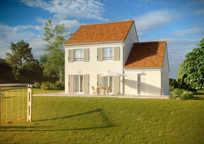 Maisons du constructeur MAISONS PIERRE STE GENEVIEVE DES BOIS • 92 m² • BRETIGNY SUR ORGE
