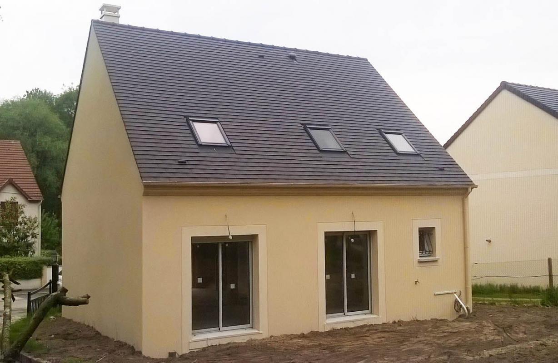 Maisons du constructeur MAISONS PIERRE ORMESSON • 95 m² • BOISSY SAINT LEGER