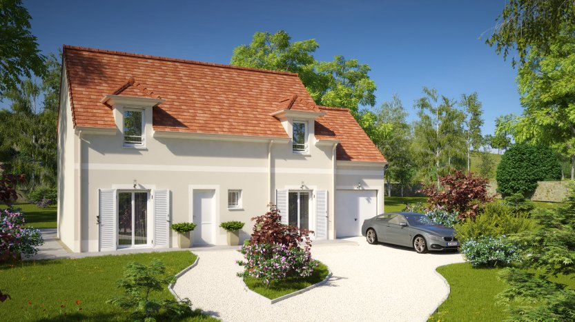 Maisons du constructeur MAISONS PIERRE ORMESSON • 111 m² • VILLECRESNES