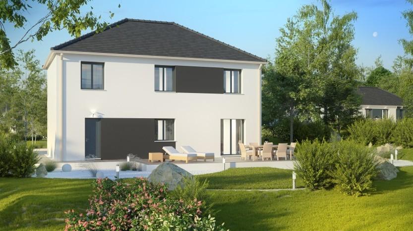Maisons du constructeur MAISONS PIERRE ORMESSON • 109 m² • CHAMPIGNY SUR MARNE