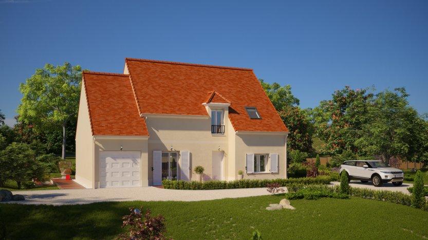 Maisons du constructeur MAISONS PIERRE ORMESSON • 121 m² • VILLECRESNES
