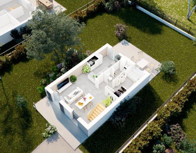 Maisons du constructeur MAISONS PIERRE PUISEUX PONTOISE • 80 m² • MONTIGNY LES CORMEILLES
