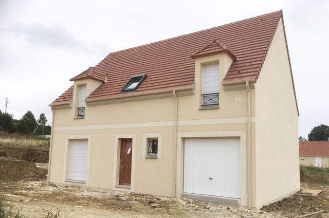 Maisons du constructeur MAISONS PIERRE PUISEUX PONTOISE • 96 m² • AINCOURT